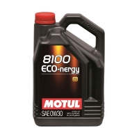 MOTUL 8100 Eco-nergy 0W30, 5л 102794