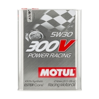 MOTUL 300V Power Racing 5W30, 2л 104241