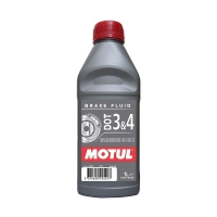 MOTUL DOT 3,4 Brake Fluid, 1л 105835