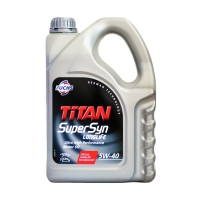 Fuchs TITAN SUPERSYN LONGLIFE 5W40, 4л 601236655