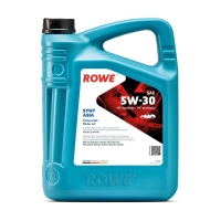 ROWE HIGHTEC SYNT ASIA 5W30, 4л 20245-0040
