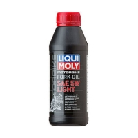 LIQUI MOLY Motorbike Fork Oil Light 5W, 0.5л 7598