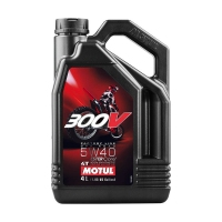 MOTUL 300V 4T Factory Line Off Road 5W40, 4л 104135