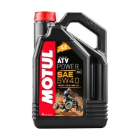 MOTUL ATV Power 4T 5w40, 4л 105898